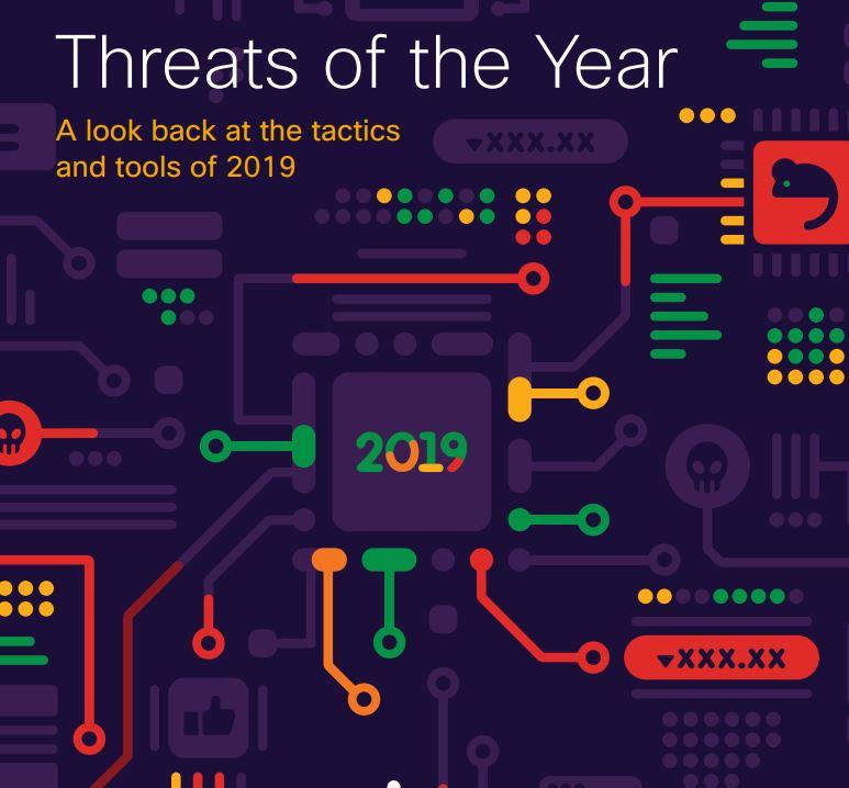 Cisco Threat report